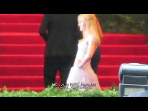 Dakota Fanning joins the adults at the MET gala in NYC
