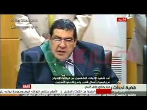 فيديو.. مرسي يهنئ الشعب المصري بحلول رمضان ويدعو الثوار للثبات والصمود