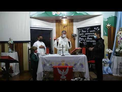 Santa Missa | 21.05.2021 | Sexta-feira | Padre Robson Antônio | ANSPAZ