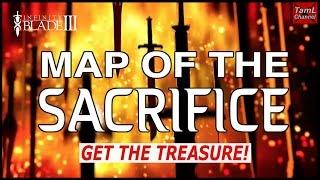 Infinity Blade 3: MAP OF THE SACRIFICE!