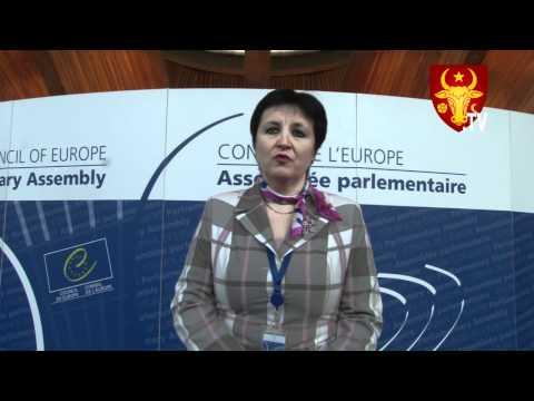 Ana Guţu (PL) – Despre semnificaţia Sesiunii de primavară a APCE