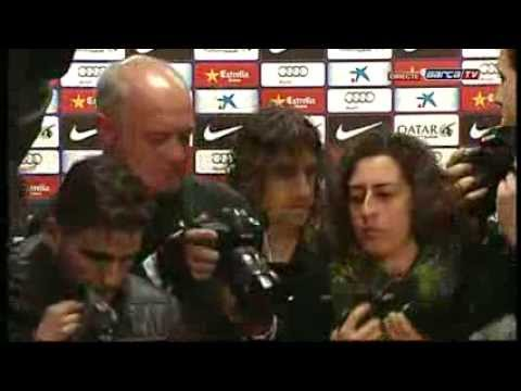 DIRECTO - Comparecencia de Carles Puyol