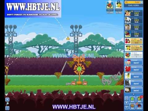 Angry Birds Friends Tournament Level 5 Week 106 (tournament 5) no power-ups