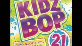 Kidz Bop Moves Like Jagger