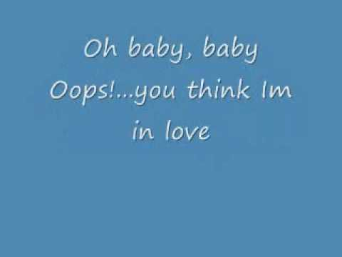 Oops! . . I Did It Again with lyrics