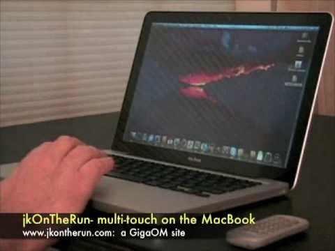 jkOnTheRun- multi-touch gestures MacBook