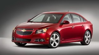 Chevy Cruze Serpentine Belt Replacement 1.4L Turbo