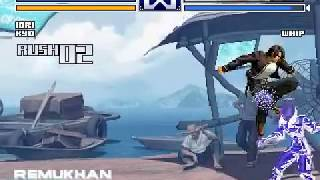 King Of Fighters 2003 Amazing Combos
