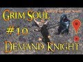 Grim Soul Dark Fantasy Survival 10 Damned Knight Game Like Last Day on Earth