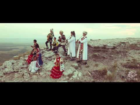"""Тизер клипа этно-ансамбля """"Торатау"""" Teaser for clip ethnic group """"Toratau"""""""