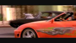 Fast And Furious 1 2 3 4 ( High Speed Chase Video And
