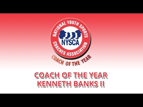 2015 Youth Sports Coach of the Year