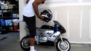 x18 Super Pocket Bike 2014  Brand New motorcycle