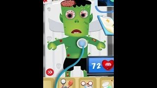 Game | Monster Hospital Kid | Monster Hospital Kid