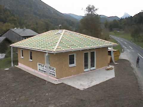 Budowa domu - wolf modul