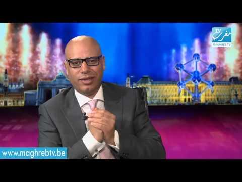 Tijjini et Monssef dans Bonsoir Bruxelles 10/3/2015 – Maghreb TV