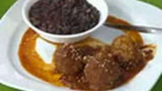 Albóndigas En PasillaReceta Mexicana