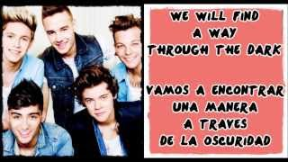 Through The Dark One Direction [Letra En Ingles Y