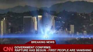 Breaking News: Rapture 2011 People Are Vanishing