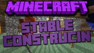 HermitCraft 2.0! {EP.10} - Stable Constructin'