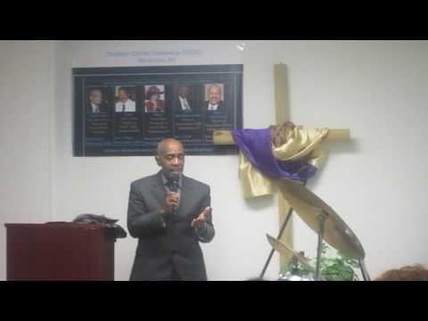 Pastor Mills of Strait Gate @ CCF: