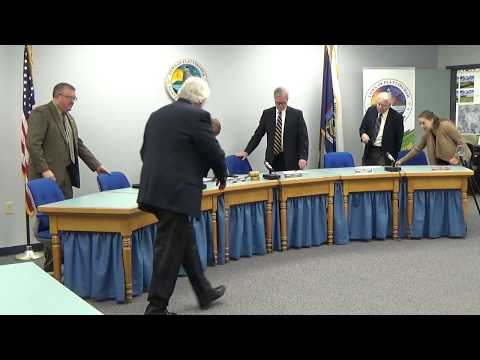 Town of Plattsburgh Meeting  3-5-20