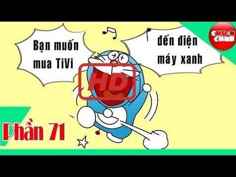 Phim Hài Chế Đôrêmon _ Phần 71