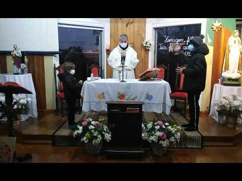 Santa Missa | 30.07.2021 | Sexta-feira | Padre Robson Antônio | ANSPAZ