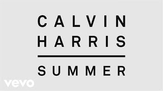 Calvin Harris Summer (Audio)