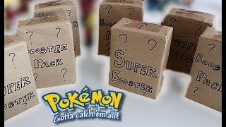 $6000 MYSTERY Pokemon Booster Packs