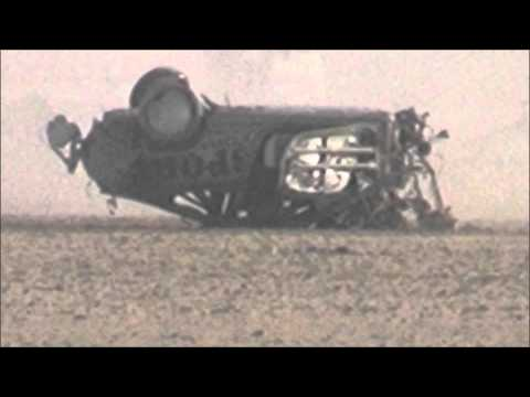 Brian Gillespie Massive Crash @ 2013 Scta El Mirage