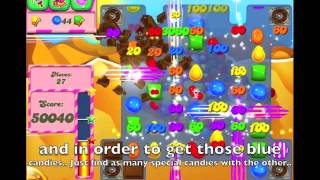 Candy Crush Saga HOW TO DO Level 165