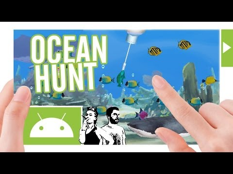 OCEAN HUNT ᴴᴰ ►Der weiße Hai◄ Ocean Hunt Review ⁞Test⁞ ⁞iOS & Android⁞ ⁞Deutsch⁞