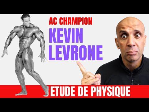 Etude de Physique : Kevin Levrone