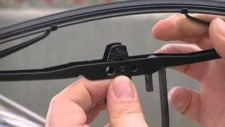Cambiar limpiaparabrisas del coche