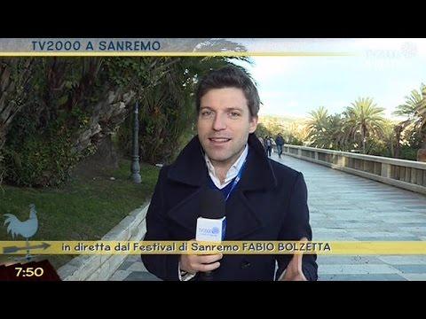 Sanremo 2016: Deejay ora sacerdoti