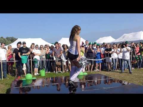 Конкурс МИСС МОКРАЯ МАЙКА 2013 - фестиваль Чижик-Пыжик