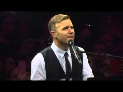Gary Barlow - Forever Love. Live at the O2 London 5th April 2014.