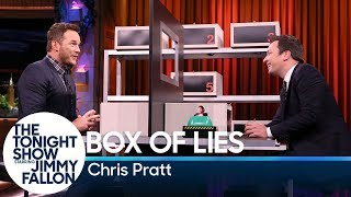 Box of Lies with Chris Pratt