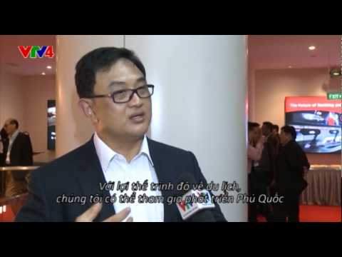 VTV4 Bizline: Prospects of Singaporean Investments in Vietnam | 10/05/2014