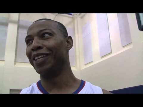 "Caron Butler: Signing with the Clippers was a ""no-brainer"""