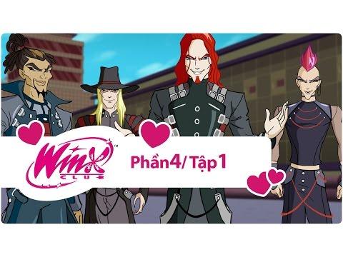 Winx Club - Phần 4 Tập 1 - Thợ săn các nàng tiên - [trọn bộ]