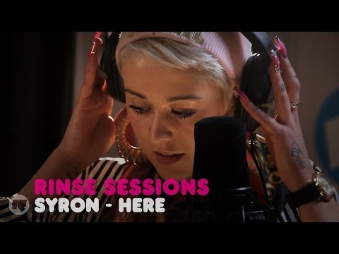 Rinse Sessions — Syron - Here