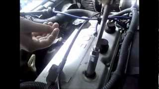 Quick How To Change Spark Plugs.