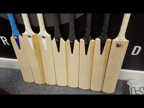 Blank Bats B4 Players Cricket Bat