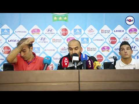 وليد الركراكي بعد مباراة الرجاء: