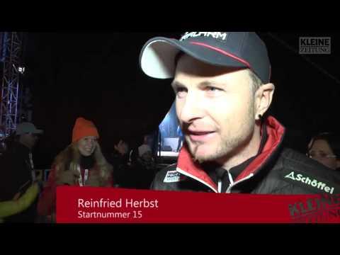 Marcel Hirscher startet mit Nummer eins