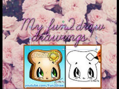 My Fun2Draw Drawings