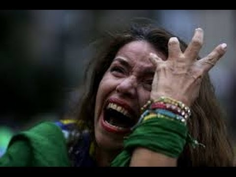 Brazil v Germany | Brazil's Saddest Moments | iReport Naija