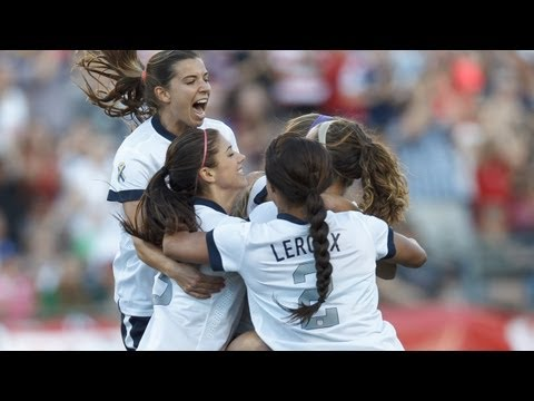 WNT vs. Korea Republic: Highlights - June 15, 2013